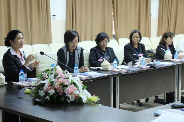 ต้อนรับคณะนิเทศ กำกับ ติดตาม จากสำนักงานคณะกรรมการข้าราชการครูและบุคลากรทางการศึกษา