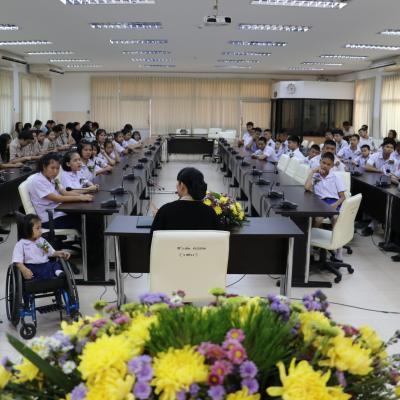 พิธี มอบประศนียบัตรผู้สำเร็จการศึกษา ปีการศึกษา 2559