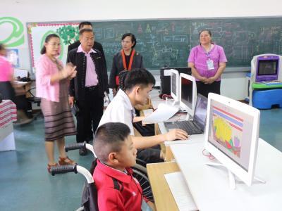 มหกรรมความสามารถทางศิลปหัตกรรมวิชาการและเทคโนโลยีของนักเรียน2561