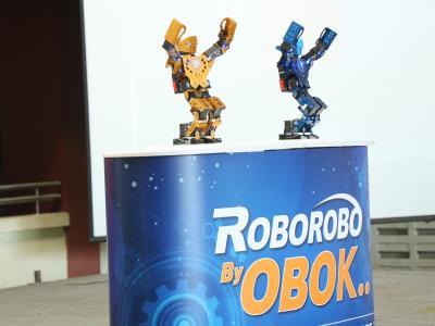 นวัตกรรมการสอน หุ่นยนต์
