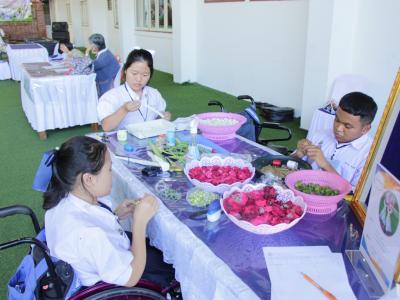 กิจกรรมการแข่งขันศิลปหัตถกรรมนักเรียน ครั้งที่ 69 ปีการศึกษา 256